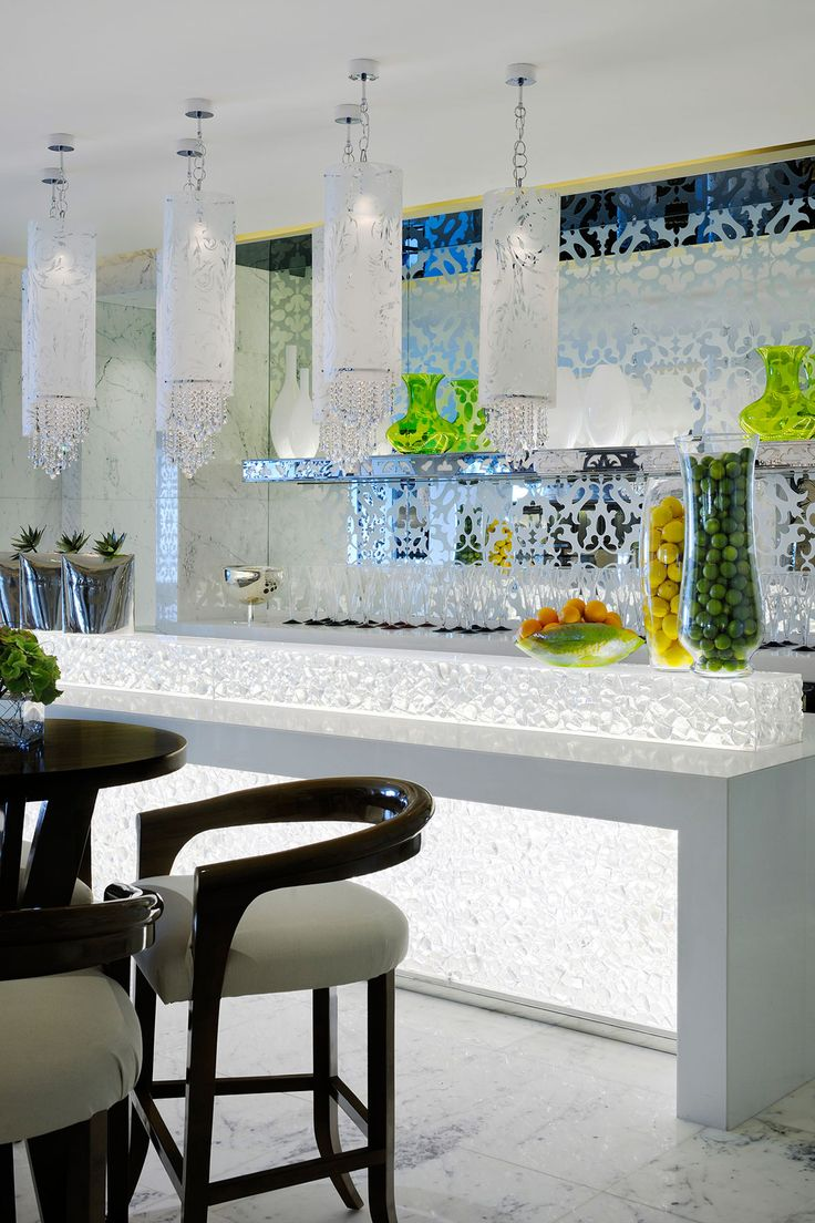 Juice Bar At ZEST Restaurant At The One U0026 Only The Palm, Dubai By WA