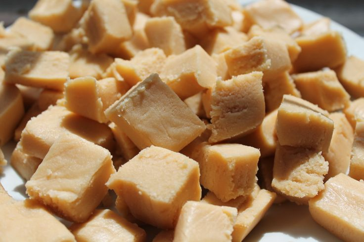 Dulce de leche candy - BAKE & EAT