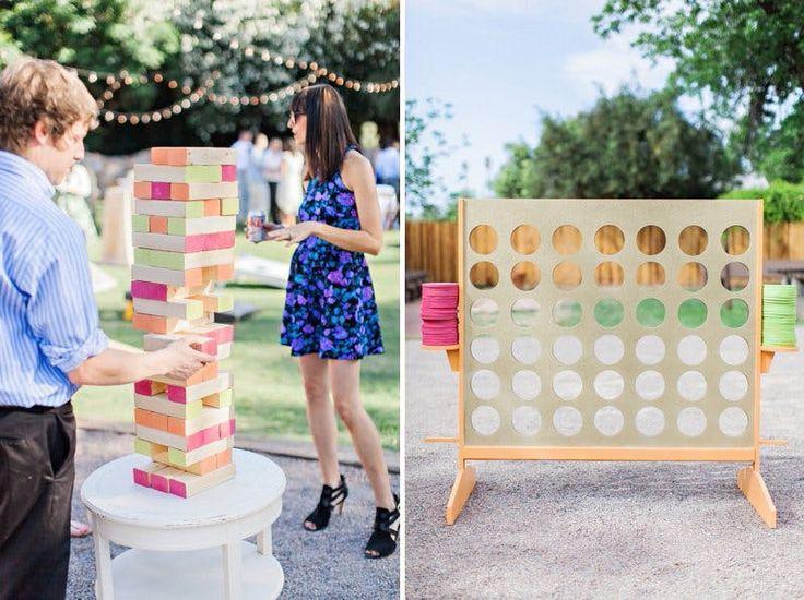 Wahnsinnig coole, entspannte Hochzeitsideen, die Sie für Ihre nächste Party stehlen sollten   – I DO BBQ