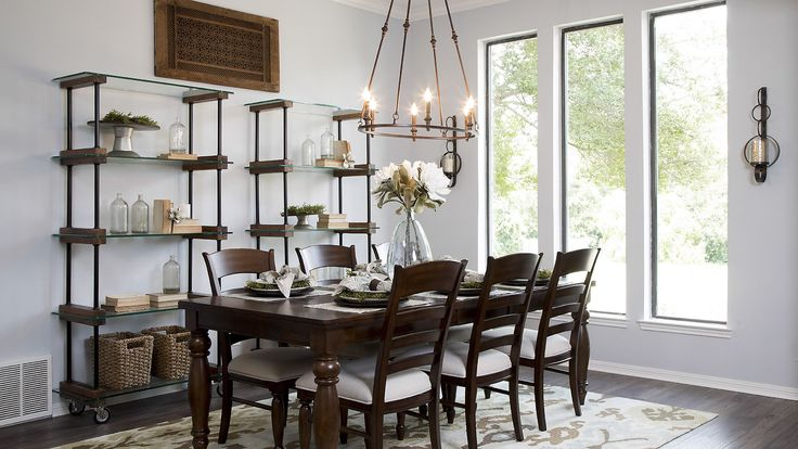 Fixer Upper Full Episodes at HGTV.com | HGTV's Fixer Upper With ...DINING ROOM TABLE AND CHAIRS