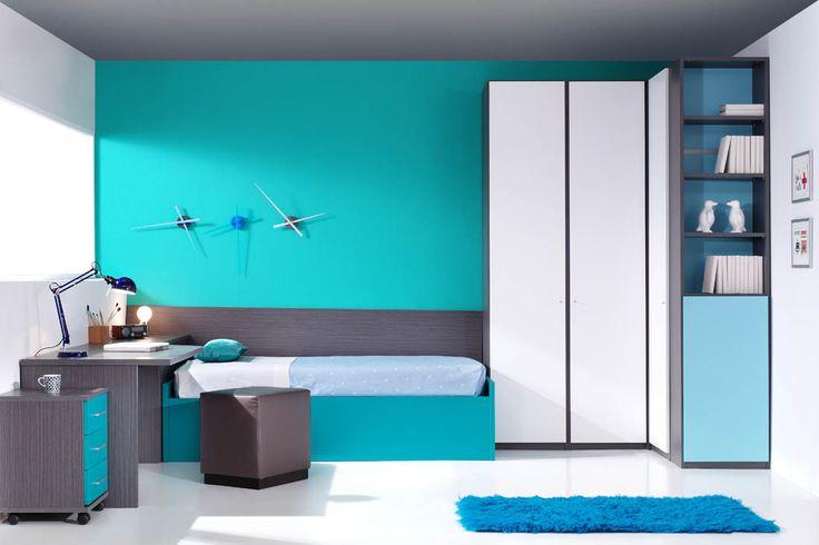 Best 25 armarios juveniles ideas on pinterest armario - Dormitorios juveniles en barcelona ...