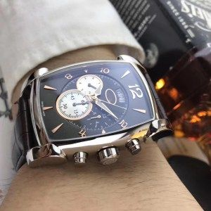 Mens Watches Top Brand Runway Luxury European Design Automatic Mechanical Watch S0758