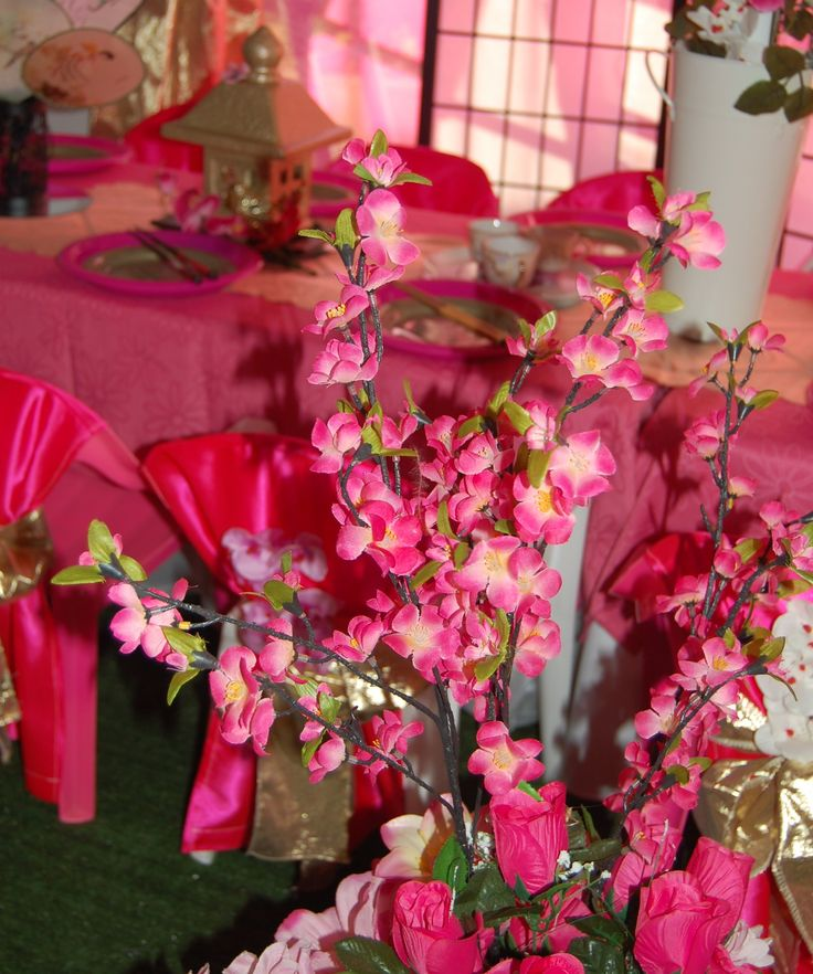 Wish Upon a Party - Chinese Tea Party Hire