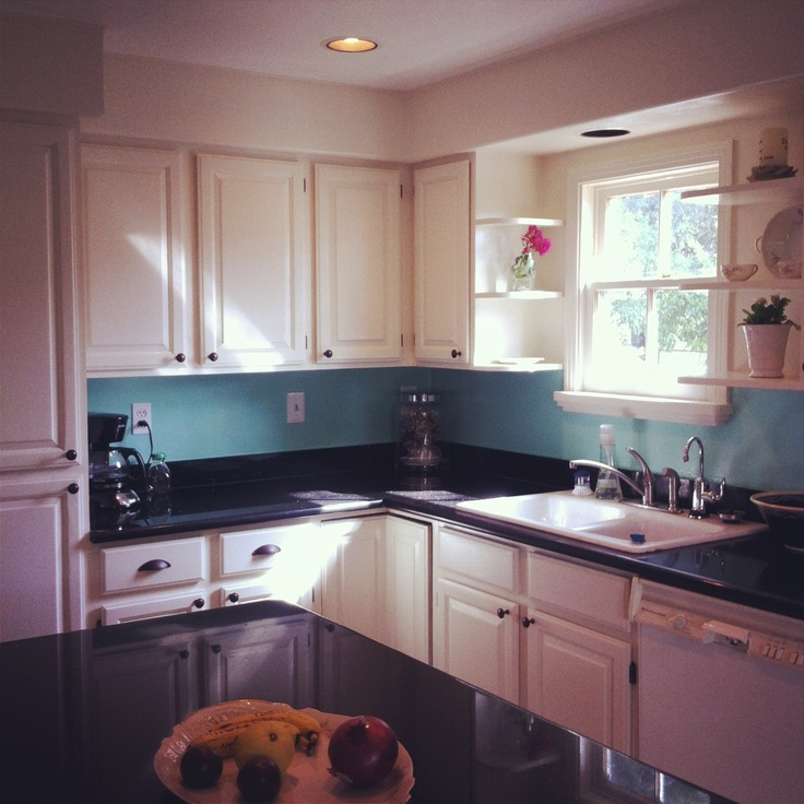 1000 images about kitchen on pinterest countertops for Behr paint for kitchen cabinets