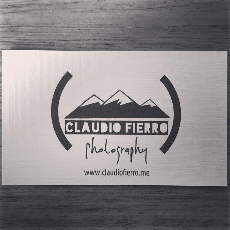 Ok, here we go! Visit us on www.claudiofierro.me