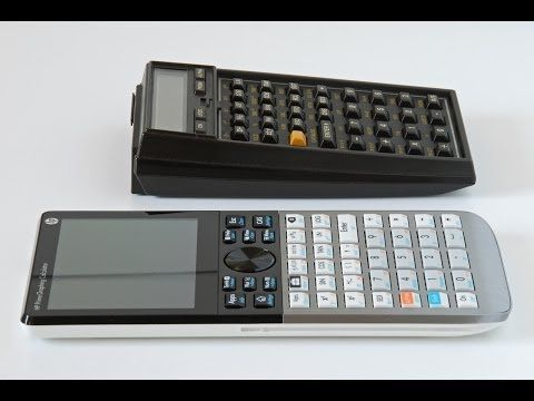 Calculadora Científica HP Prime Graphing - YouTube