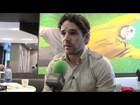 Owen Hargreaves lifts the lid on his Man City spell ahead of England game