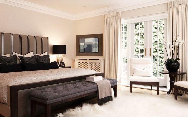 grey and brown bedroom ideas - Pesquisa Google