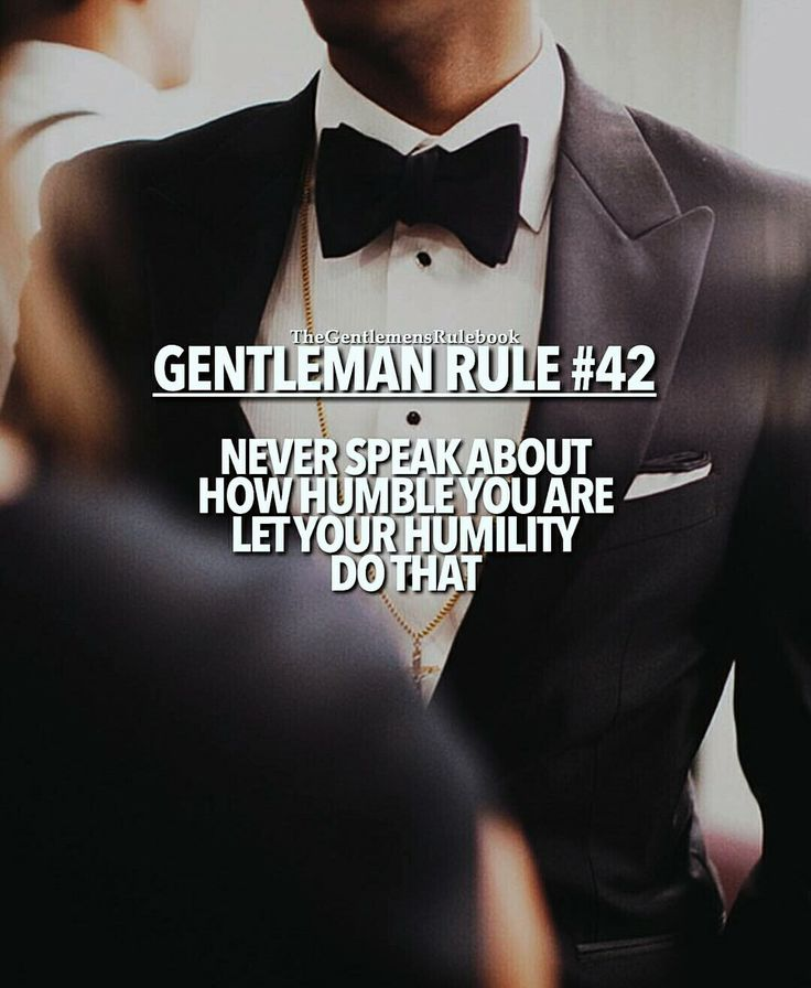 Humble talk