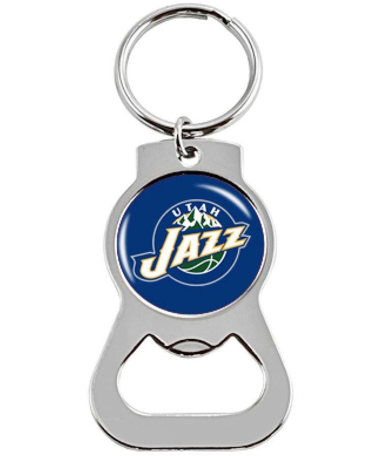 aminco utah jazz bottle opener keychain products pinterest bottle opener keychain and utah. Black Bedroom Furniture Sets. Home Design Ideas
