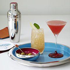 Pop in for drinks barware