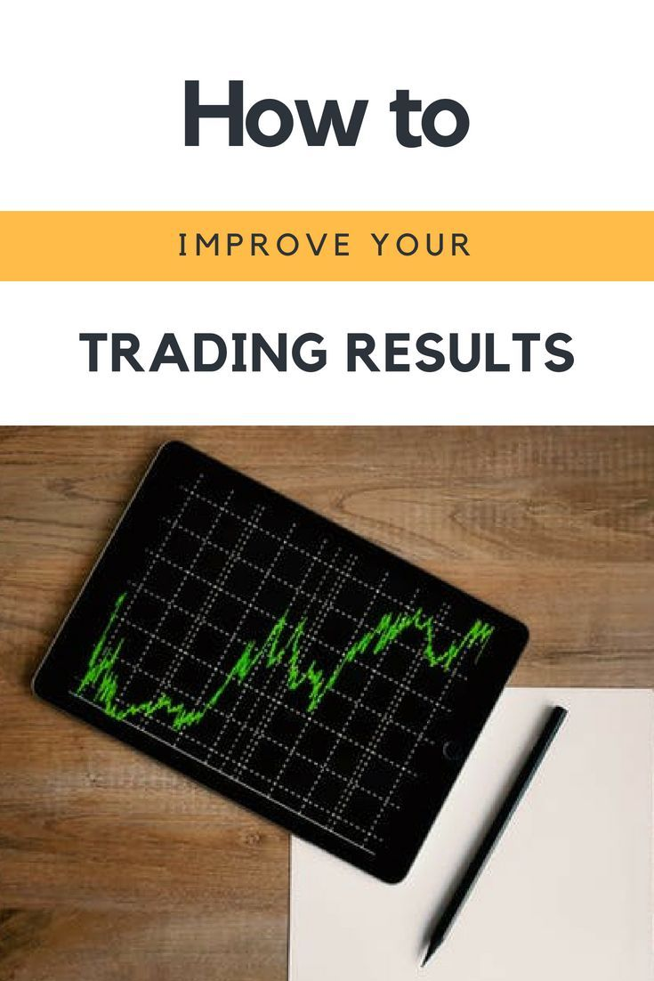 How To Become A Better Trader Improve Your Trading Results