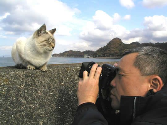photographer Mitsuaki Iwago