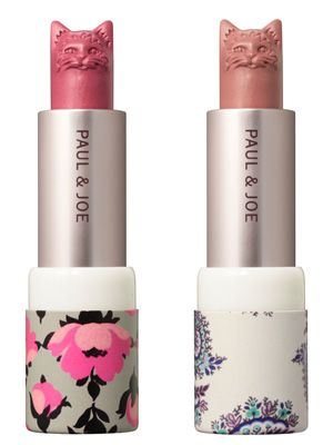 This is the cutest lipstick!: Best Lipsticks, Adorable Cat, Cat Fetish, Cat Lipstick 3, Cat Shaped Lipstick, Cat Head, Cat Lovers, Cute Makeup Products, Beauty Makeup Face