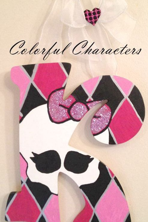 Monster High Wall Decor 35 best monster high room images on pinterest | monster high party