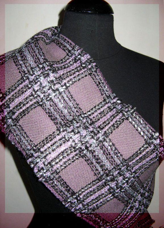 Chanel Couture Fabric | HAUTE-COUTURE, TWEED CHANEL & MALHIA KENT - La fabric factory de Mimi ...