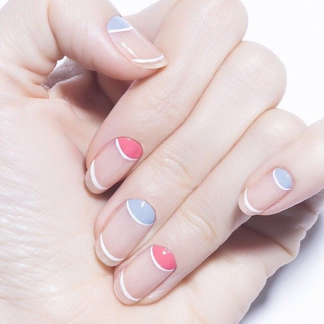 Best 25+ Korean Nail Art Ideas On Pinterest