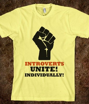 Introverts!