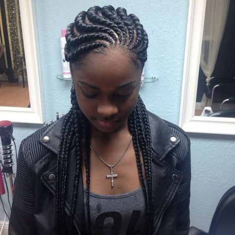 Best 25 Nigerian Braids Hairstyles Ideas On Pinterest