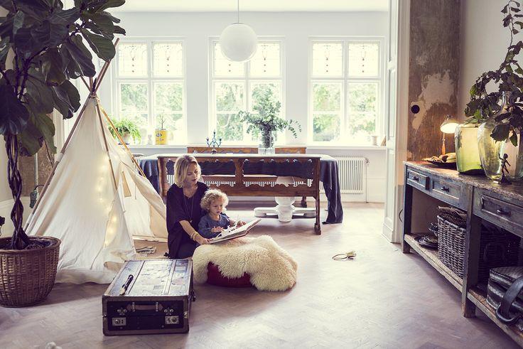 Malin Perssons underbara hem