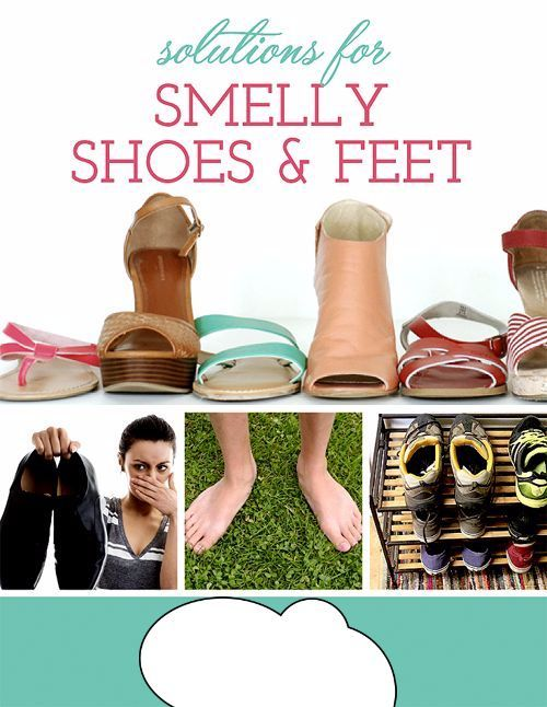 Best Way To Get Rid Of Shoe Smell