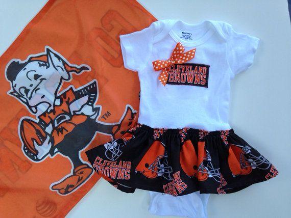innovative design 43e48 e0421 cleveland browns infant jersey