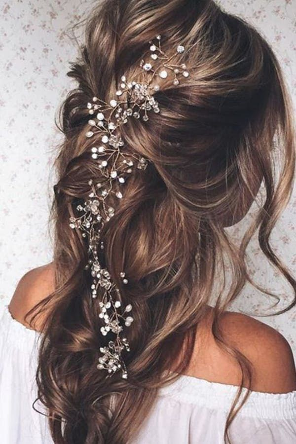 25 Best Ideas About Long Wedding Hairstyles On Pinterest: Best 25+ Winter Wedding Hairstyles Ideas On Pinterest
