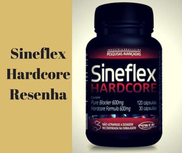 Sineflex Hardcore Resenha