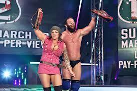 """ODB """"The Female Wrestler"""""""