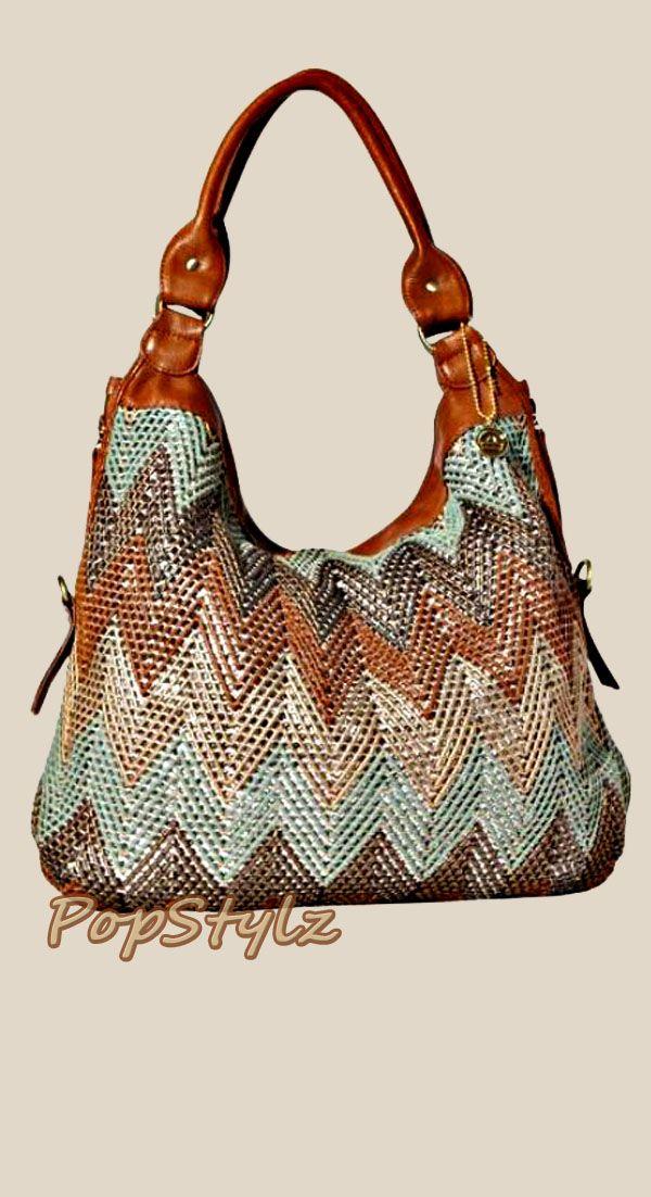 BIG BUDDHA Courtny Hobo Handbag