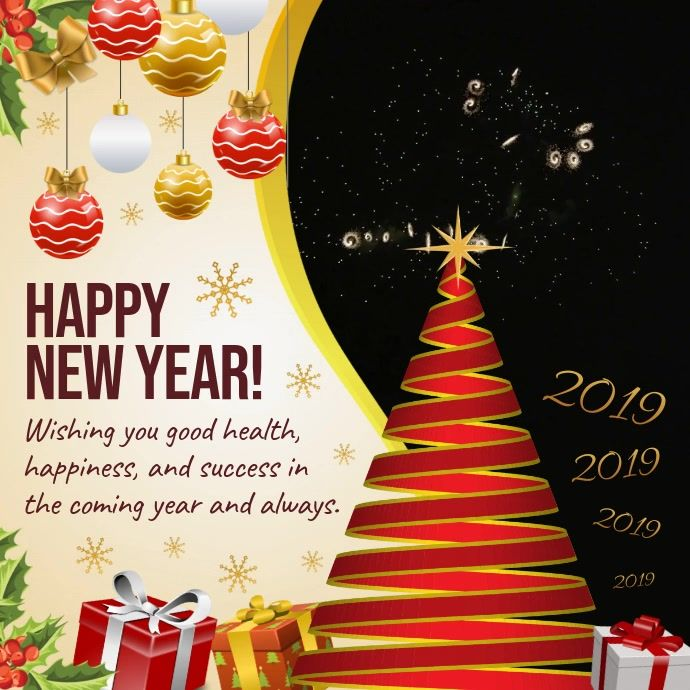Pin On New Year Flyer Templates