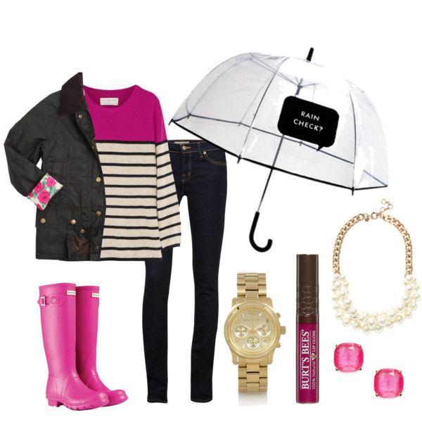 Rainy Days… HOW CUTE!