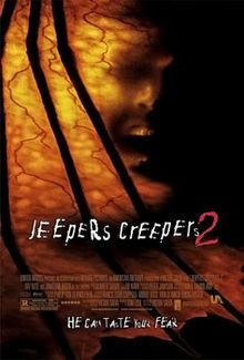 Jeepers Creepers 2Movie Posters, Creepers Ii, Ii 2003, Jeepers Creepers2, Scary Movie, Horror Film, Favorite Movie, Horror Movie, Country