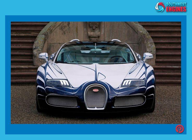 #qualityusedengines Bugatti