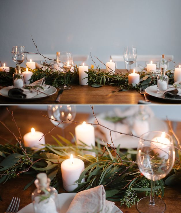 5 Festive Christmas Table Setting Ideas l Simple Yet Effective
