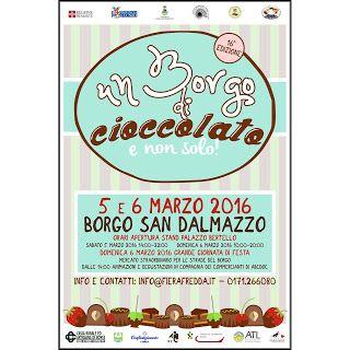 Ciccia Pasticcia Creazioni: Prossimo evento!! 6 Marzo Borgo san dalmazzo  (cn)...