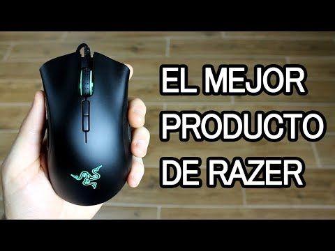 Ratón gaming Razer Deathadder Elite | VÍDEO Review en español
