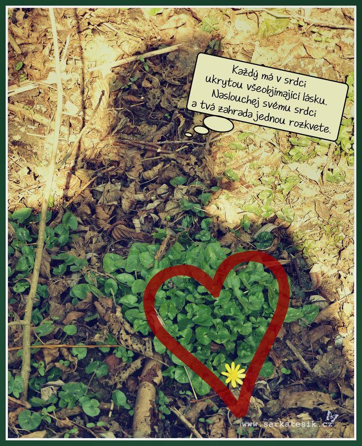 Naslouchej svému srdci...
