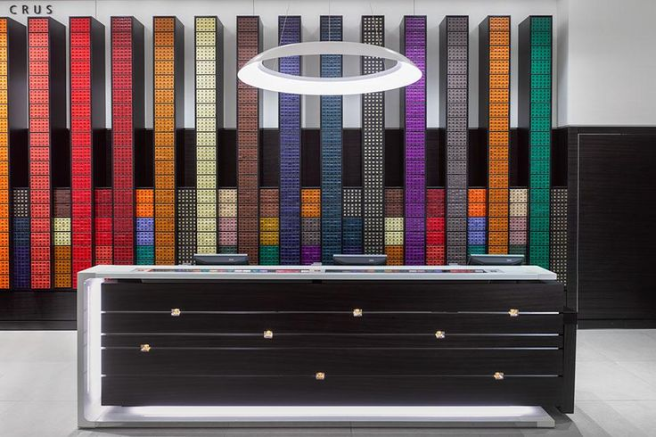 Parisotto + Formenton Architects - Nespresso Boutique and Bar  Toronto