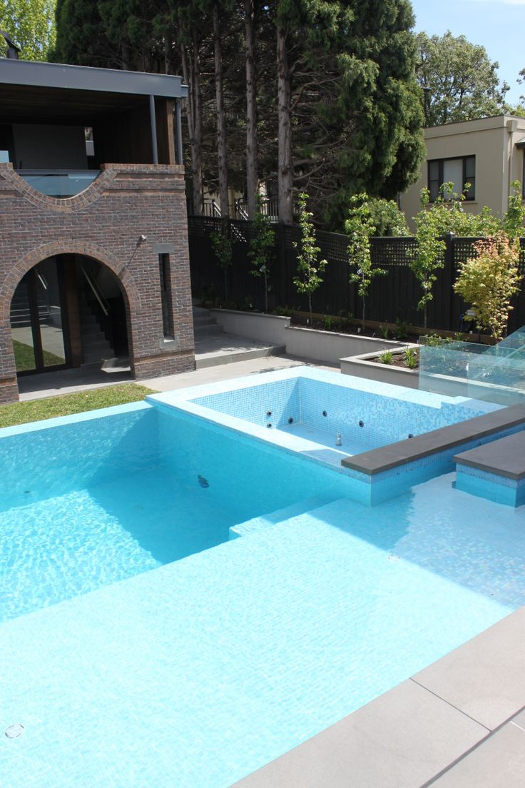 Nadia gill landscape architect in association with phooey for Garden pool facebook