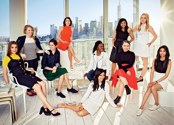 Meet Glamour's 2015 Top Ten College Women