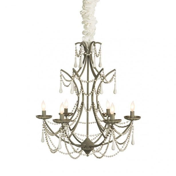 The bourdeilles chandelier is from aidan gray a line that represents a love for interiors design and authentic products that exude european grandeur
