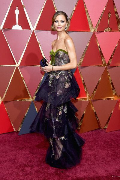 Georgina Chapman Photos Photos - Fashion Designer Georgina Chapman attends the 89th Annual Academy Awards at Hollywood & Highland Center on February 26, 2017 in Hollywood, California. - 89th Annual Academy Awards - Arrivals
