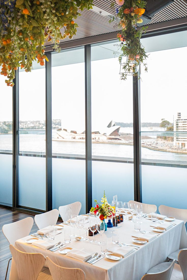 Event Photography | MCA | Museum of Contemporary Art | Event Space | Sydney Harbour | Darling Harbour | Opera House | Sydney Harbour Bridge | Table Setting Inspiration | Harbour Views | Kat Stanley Photography