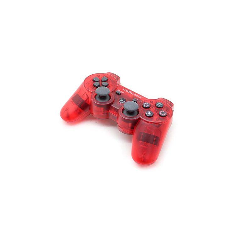 ΧΕΙΡΙΣΤΗΡΙΟ PC/PS3 CONTROLLER DOUBLESHOCK III RED