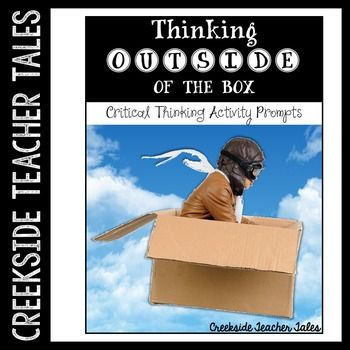 quick pick activities for critical thinking