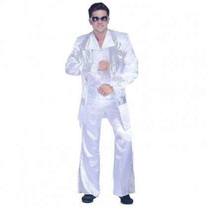 http://cbodeco.com/costumes-disco-homme/2681-costume-disco-blanc.html #disco #blanc #costume #homme
