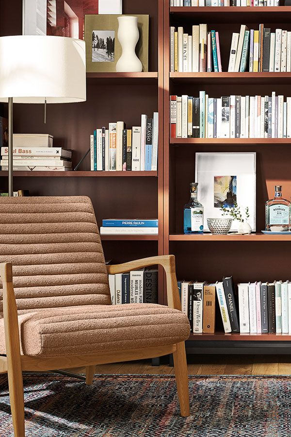 Copenhagen Bookcases Modern Bookcases Shelving Modern Storage Furniture Room Board In 2020 Room And Board Furniture Modern Bookcase Modern Living Room