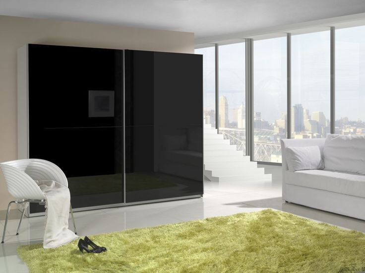 http://www.mirjan24.pl/szafy-przesuwne/1140-szafa-toni-1-5900100258484.html  Black wardrobe