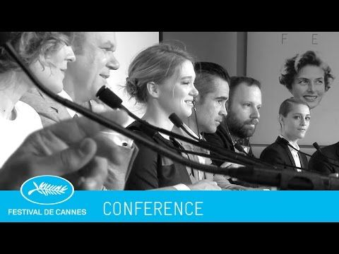 LOBSTER -conference- (en) Cannes 2015 - YouTube